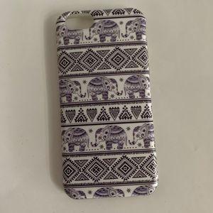 *iPhone 6S Case - Elephant Design